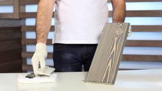 видео Пропитка воском дерева: понятие и технология