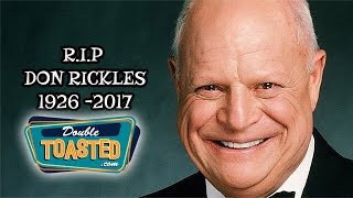 RIP DON RICKLES - Double Toasted Funny Podcast Highlight