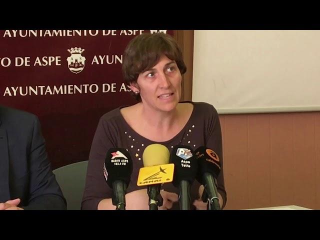 """Dispositivo y prevención en materia del """"Coronavirus"""" #Aspe 2020"""