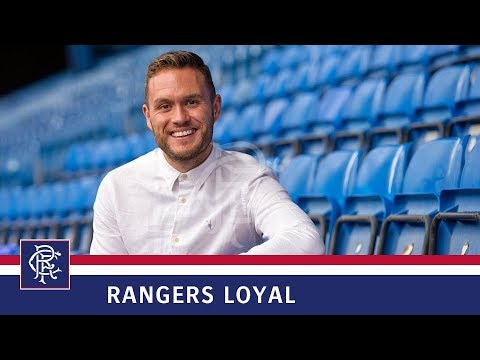 RANGERS LOYAL  Jordan Young  19th Sep 2017