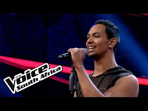 Austin Lurring Sings 'Sunday Morning'    The Blind Auditions   The Voice South Africa 2016