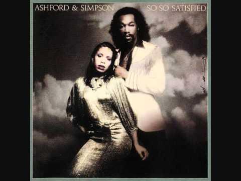 "Ashford & Simpson ""So So Satisfied"""