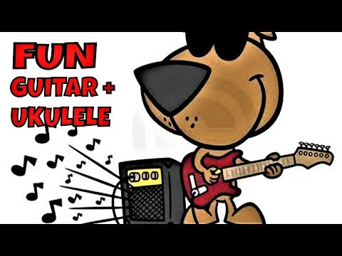 FUN GUITAR AND UKULELE  ** FREE♫PUBLIC♫DOMAIN♫MUSIC♫ YoU♥WiLL♥LoVe♥My♥CHaNNeL♥
