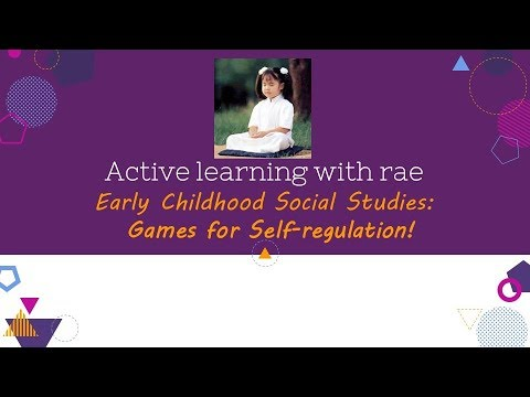 Games That Teach Self-regulation!