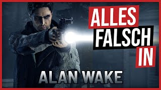 Alles falsch in ALAN WAKE | GameSünden [Satire]
