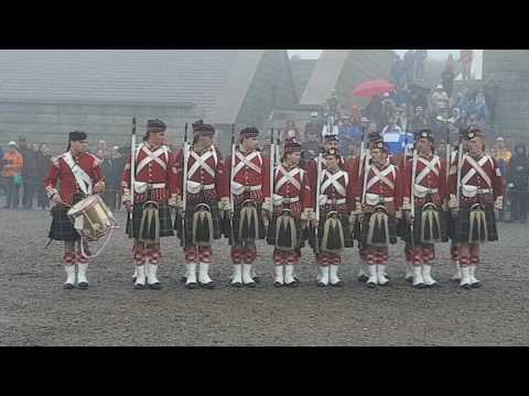 150 Canada Day Parade, Citadel Halifax