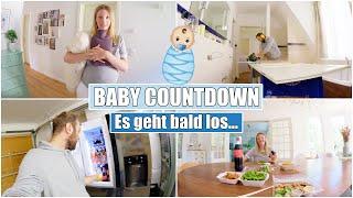 Baby Countdown 👶🏼 Die letzten Tage vor der Hausgeburt | 37 SSW | Isabeau