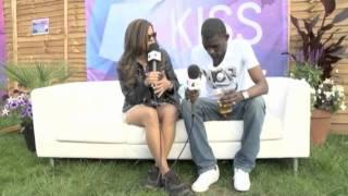 KISS FM (UK) Wireless Festival: Wretch 32