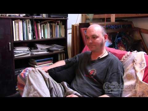 Kit Messham-Muir: Interview with Alasdair Groves, artist, Toowoomba, Australia, 11 May 2012