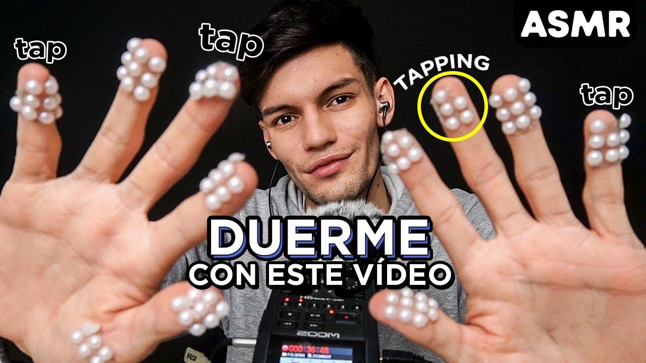ASMR español para DORMIR - tapping, story time & motivación - ASMR Español - Mol ASMR