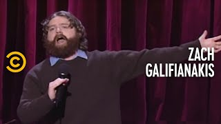 Zach Galifianakis - Ideas and Characters