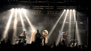 Berlin Festival 2012 | Frittenbude - Irgendwie lieb ich das [HD]