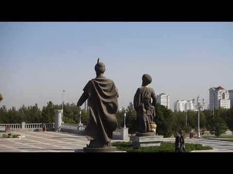 Ashgabat Turkmenistan, 10 1 2017