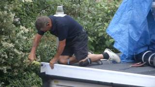 Asbestosafe - Asbestos Garage Roof Repair