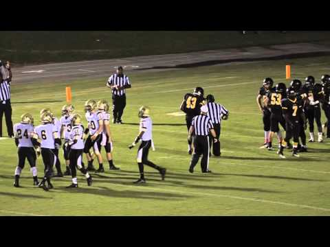 Swainsboro Tigers vs East Laurens Falcons - YouTube