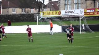 Ardrossan Winton Rovers 9 - 0 Lugar Boswell Thistle - Ayrshire District League 19th November 2016