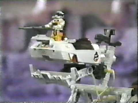 Robotix Toy Commercial