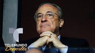¡Que viene Mou! La eficaz táctica de Florentino para revivir al Madrid | Telemundo Deportes