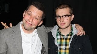 Two and a Half Men Actor Changes Mind, Likes Show
