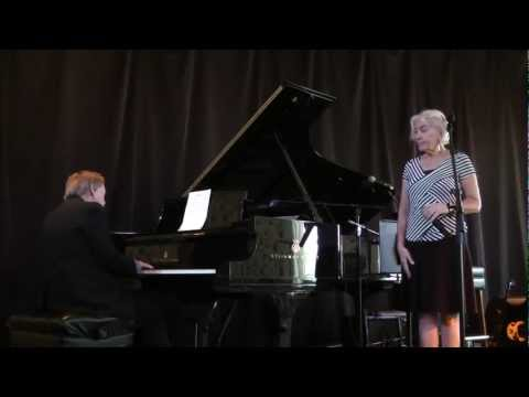 """""""IT'S ALWAYS YOU"""": BECKY KILGORE and KEITH INGHAM at JAZZ at CHAUTAUQUA 2012"""