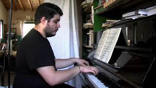 Book 2 - Prelude and Fugue in F minor - Christos Fountos (MA)
