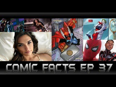 Deadpoolยกค้อนThor[Comic Facts Ep 37]comic world daily