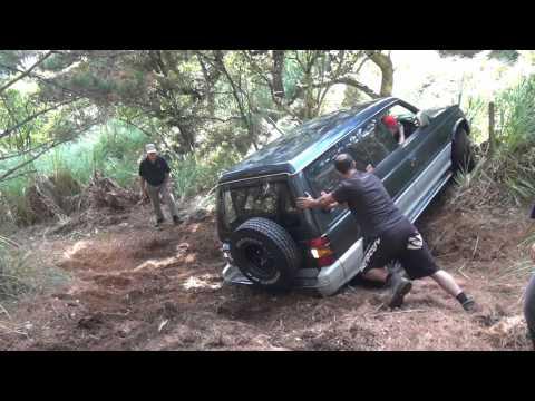Nz Offroader: Auckland 4x4 Waiuku Forest Trip
