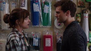 Закупка БДСМ атрибутики в строймаркете — «Пятьдесят оттенков серого» (2015) сцена 2/10 HD