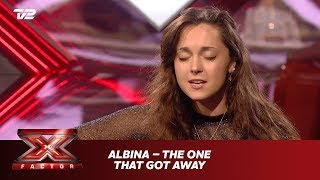 Albina synger 'The One That Got Away' – Katy Perry (Audition) | X Factor 2019 | TV 2