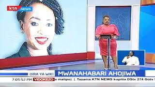 Mwanahabari Jacque Maribe  ahojiwa
