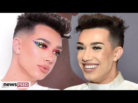 James Charles Makes Official COMEBACK To YouTube One Month After Tati Cancellation! thumbnail