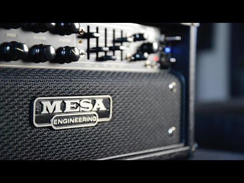 Mesa Boogie Express Plus 525 Demo