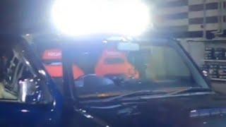 Jimnyシエラに爆光LEDランプ取付したよ!