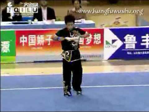 11thACG daoshu F - Cao Jing - shandong - 9,83