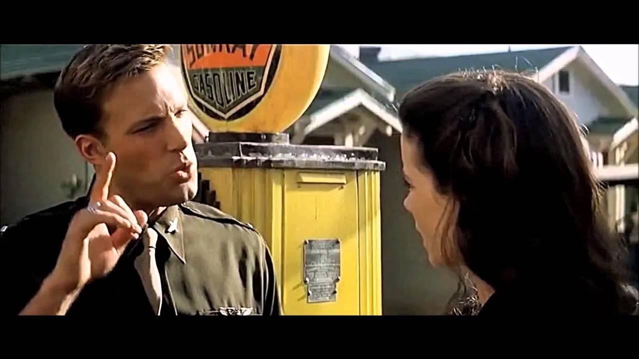 Pearl Harbor 2001 Scene Loving You Kept Me Alive Youtube