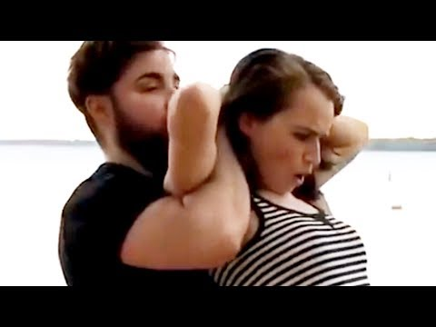 *Hipster MODEL* Full Body Chiropractic Adjustment COMPILATION