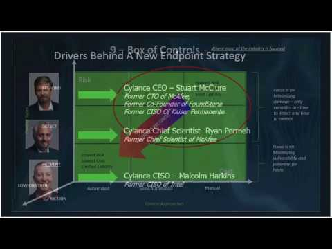 Cylance Endpoint Security Webinar and Demo by Atrion