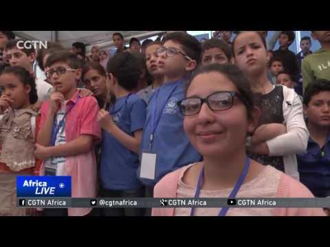 TuniRobots forum encouraging young Tunisians in engineering