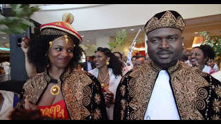 Beautiful Ethiopian wedding: NNEKA + TETRA - ምርጥ የሠርግ ዝግጅት