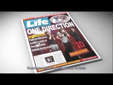 Win tickets to see One Direction at the Odyssey Arena Belfast