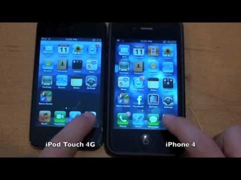 iphone 4 4g ipod touch 4g vs iphone 4 speed test 10833