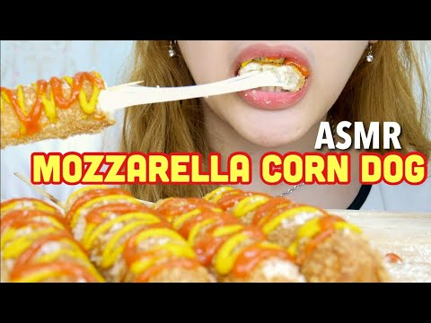 16 Request Asmr Mozzarella Corn Dog Asmr Indonesia Youtube