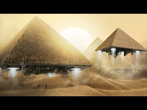 Pyramids, Aliens and Esoteric Energy with Brad Olsen