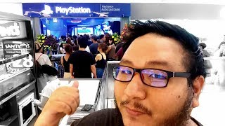 Quick Tour Of The PlayStation Specialized Store By iTech (SM North EDSA, Philippines)