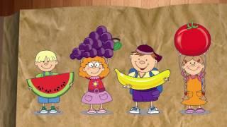 """Video Cuento """"El Misterio de las Frutas y los Vegetales"""""""