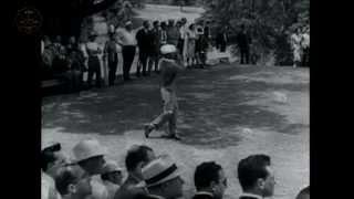 Ben Hogan Slow Motion Swing Rare Documentary