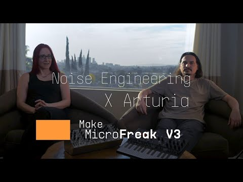 Arturia x Noise Engineering   Collaborating on MicroFreak Firmware V3