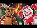 FIVE NIGHTS AT FREDDY'S Видеоблог аниматроников. ВТОРОЙ СЕЗОН 1-7. СБОРНИК.