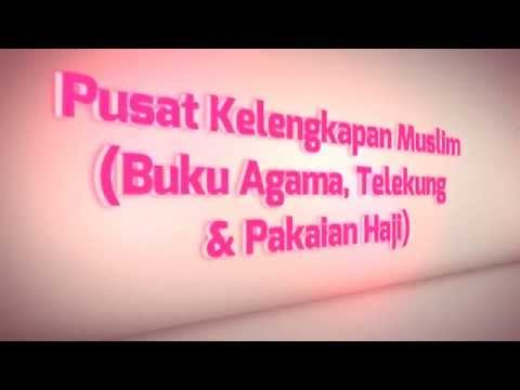 Al-Waan Gallery - Pusat Kelengkapan Muslim