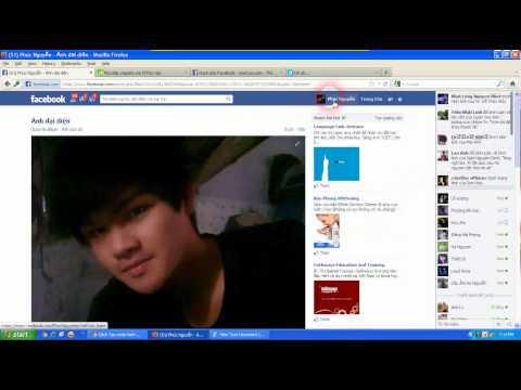 Hướng dẫn hách like ảnh facebook mới nhất